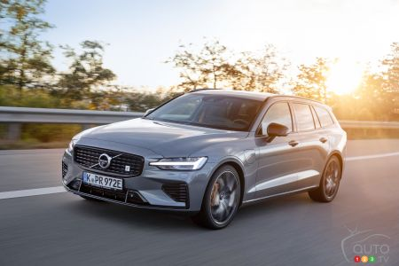 2020 Volvo V60 T8 Review: The Polestar Engineered treatment has its advantages