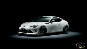 A New Name for the Next-Generation Toyota 86