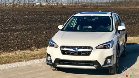 2020 Subaru Crosstrek PHEV First Drive: This Time's the Charm?