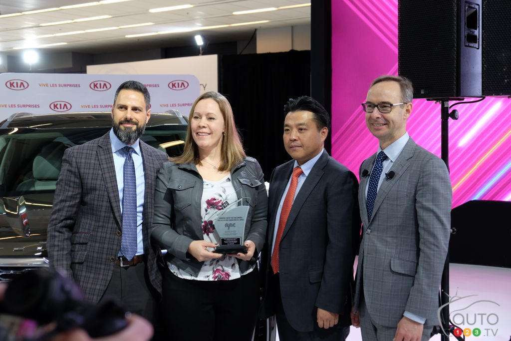 AJAC Announces 2020 Best Vehicle Category Winners in Montreal