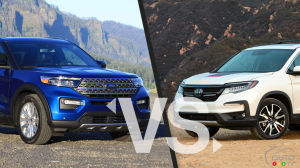 Comparaison : Ford Explorer 2020 vs Honda Pilot 2020