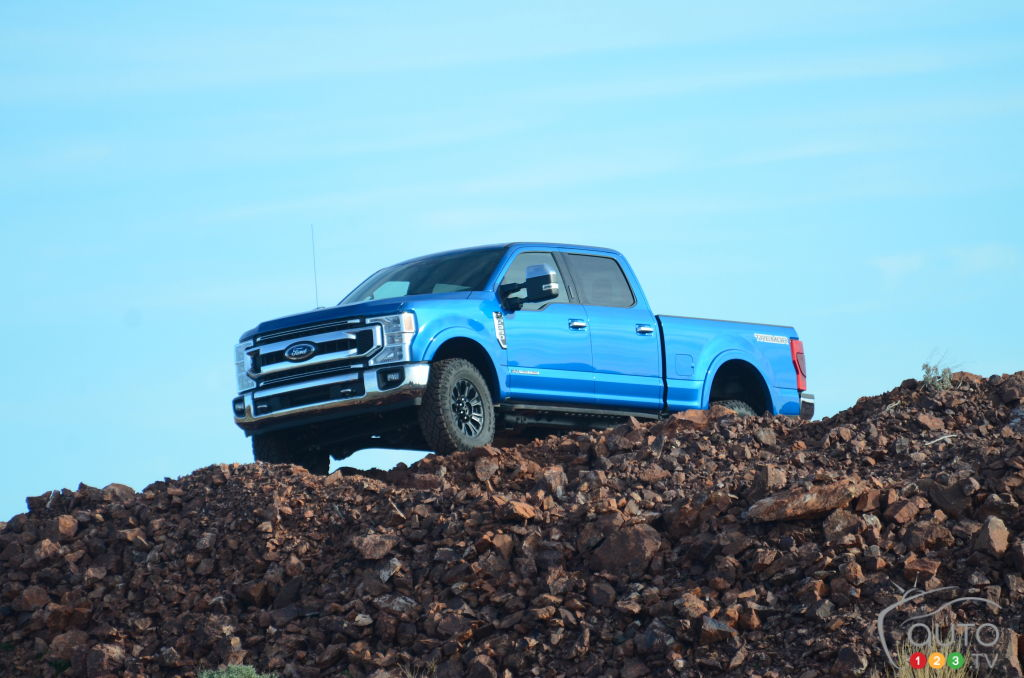 2020 Ford Super Duty First Drive: Surpassing Oneself