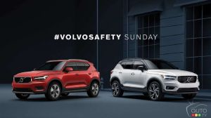 Volvo Focuses on Safety at Super Bowl LIV