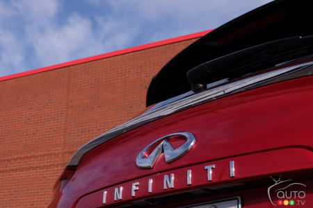 Infiniti QX55 Production Delayed by 5 months