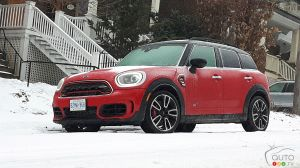 2020 Mini Countryman JCW Review: John Cooper would be proud