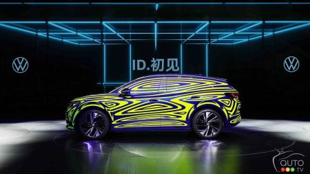 The Volkswagen ID.4 Will Make its Debut in New York