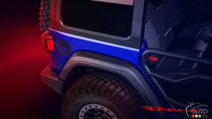 A Mopar Special Edition of the Jeep Wrangler Will Debut in Chicago