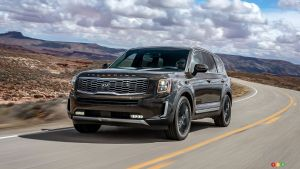 2020 Kia Telluride Long-Distance Review: 3 Guys, 6 Days, 2,000 Km