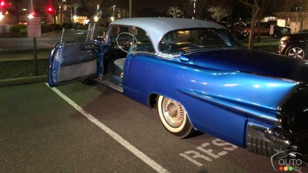 Thieves Steal 106-yr-old Man's 1956 Cadillac… Then Return It
