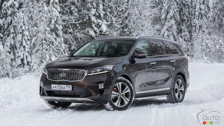 2021 Kia Sorento to Get World Premiere on February 17