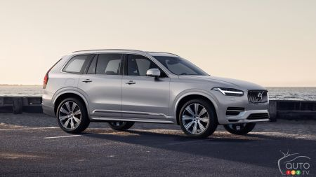 An All-Electric Version Planned for the Next-Gen Volvo XC90