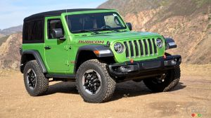 2020 Jeep Wrangler Rubicon 2-door