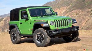 2020 Jeep Wrangler Rubicon 2-door Review : The True Wrangler