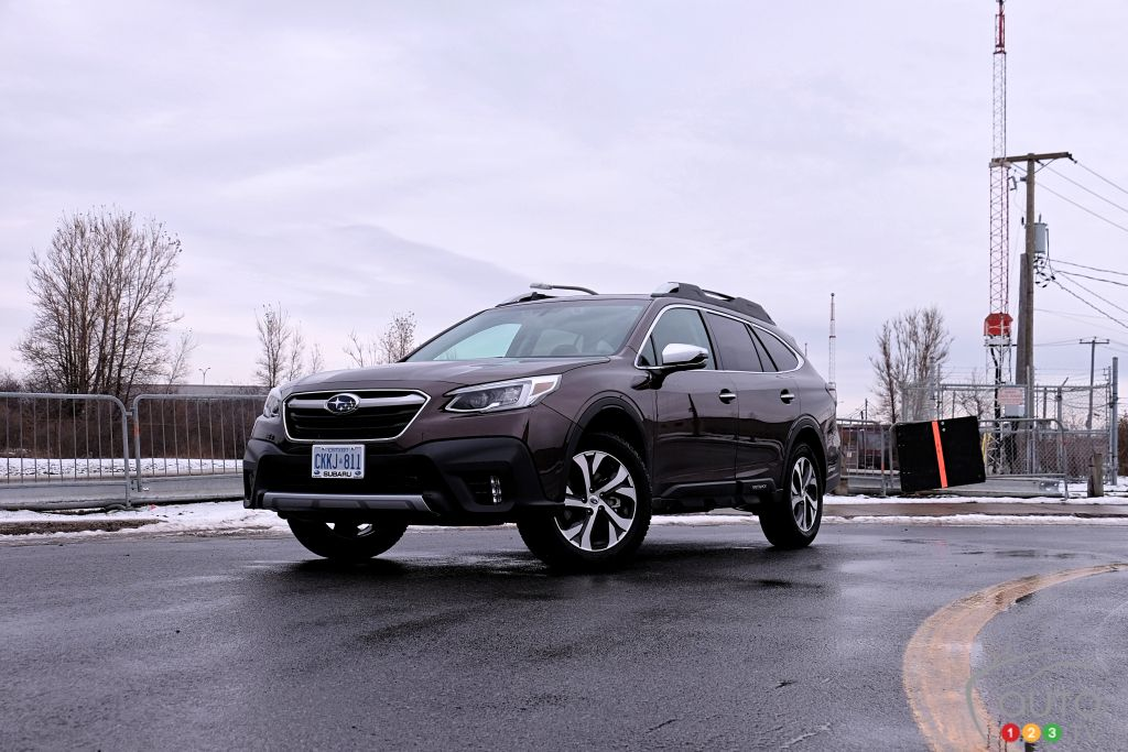 Subaru Outback 2020 Review: Changes More Felt Than Seen