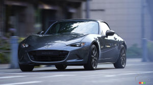 2020 Mazda MX-5 Updates Include New Options, Colours