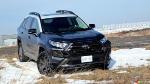 2020 Toyota RAV4 Trail TRD Off Road