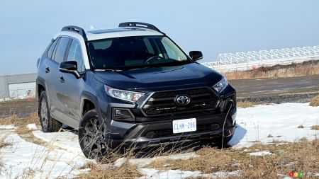 2020 Toyota RAV4 Trail TRD Off Road Review: Rugged Is As Rugged Does