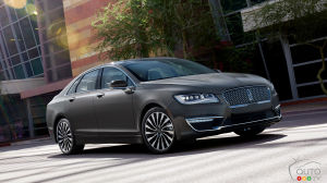 Lincoln MKZ Going Away After 2020