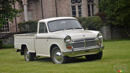 1965 Datsun L320: At the Wheel of a Miracle