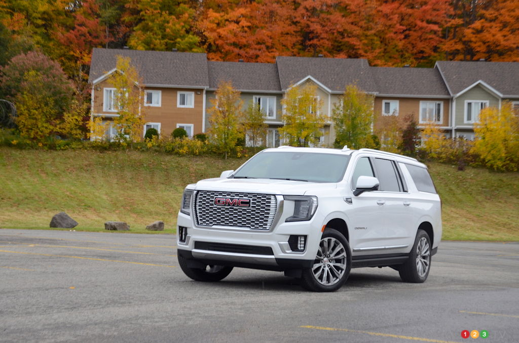 2021 GMC Yukon First Drive: Anachronism on Wheels