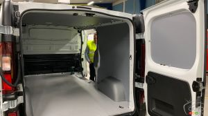 Protecting the inside walls of your van or truck