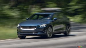 Prone to Sudden Power Loss, Polestar 2 Being Recalled
