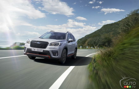Subaru Canada Announces Pricing, Details for 2021 Forester