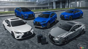 Lexus Outlines Changes Coming to its Models for 2021