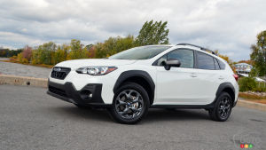 Subaru Crosstrek Outdoor 2021