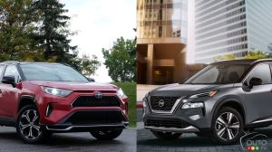 Top 10 Compact SUVs in Canada in 2020-2021 (Based on Sales)