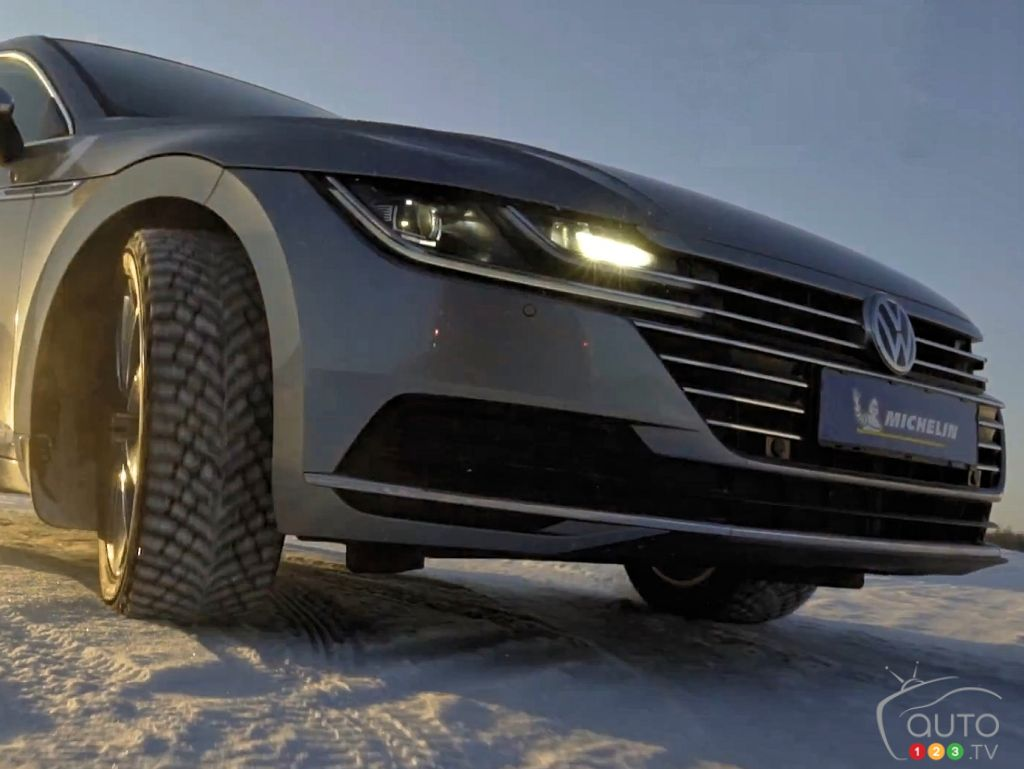 Best Winter Tires For Cars In Canada For 2020 2021 Car News Auto123
