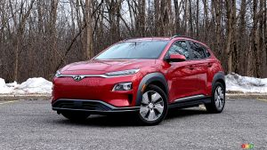 Hyundai Recalling Kona Electrics in South Korea