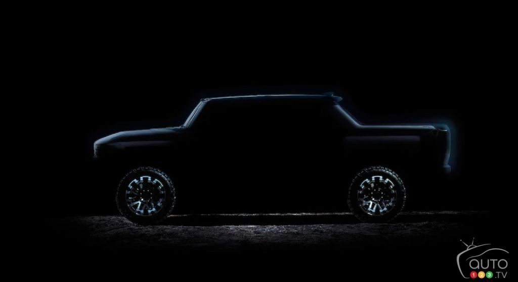 GMC Hummer to Be Unveiled During Game 1 of World Series