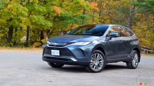 2021 Toyota Venza First Drive: An Old Friend, Transformed