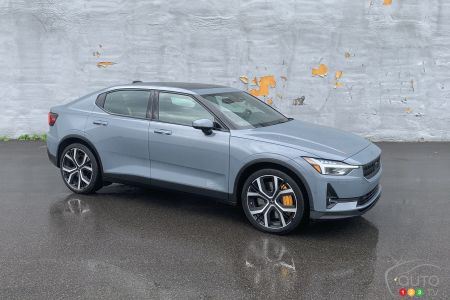 2021 Polestar 2 Review: Tackling the Tesla 3