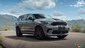 Hennessey Takes the Mad 2021 Dodge Durango Hellcat to an Insane 1012 hp