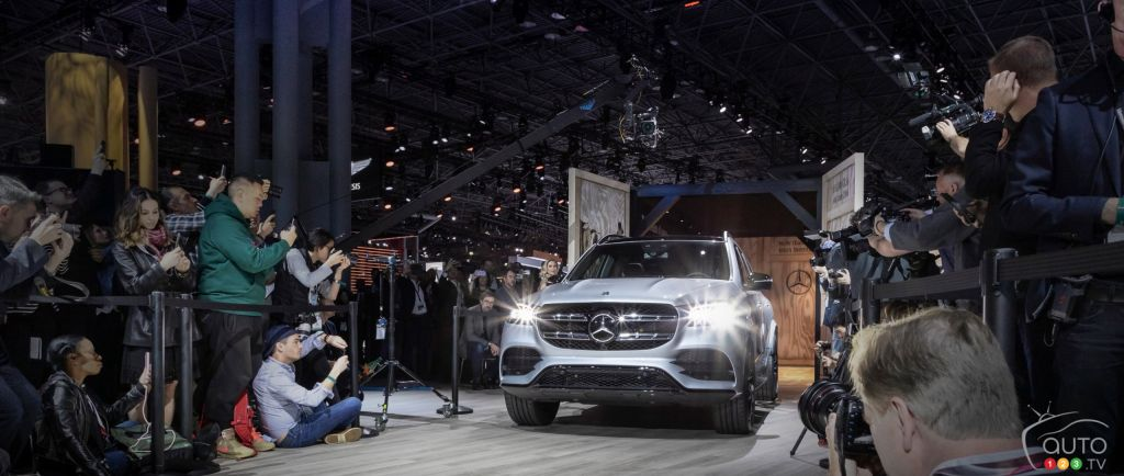 2021 New York Auto Show Pushed Back to August Next Year