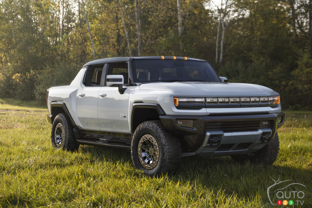 2022 GMC Hummer EV: From Super Bowl to World Series