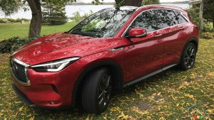 2020 Infiniti QX50 Long-Term Review, Part 1: The Mysteries of Fuel Consumption