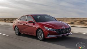 Hyundai Canada Unveils Pricing for 2021 Elantra Lineup