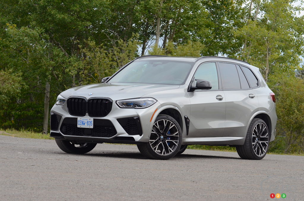 2020 BMW X5 M Review: As Impressive as It Is Unnecessary