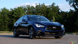 2020 Infiniti Q50 Review: A Few Blocks Short of a Full Lego Set