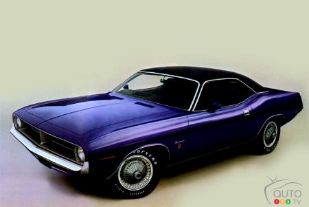 FCA Once Again Trademarks Cuda Name