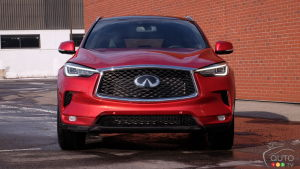 "2020 Infiniti QX50 Long-Term Review, Part 2: An Interior That Whispers ""Love Me"""
