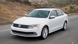 Volkswagen Recalling 251,606 Jettas in North America Over Fire Risk