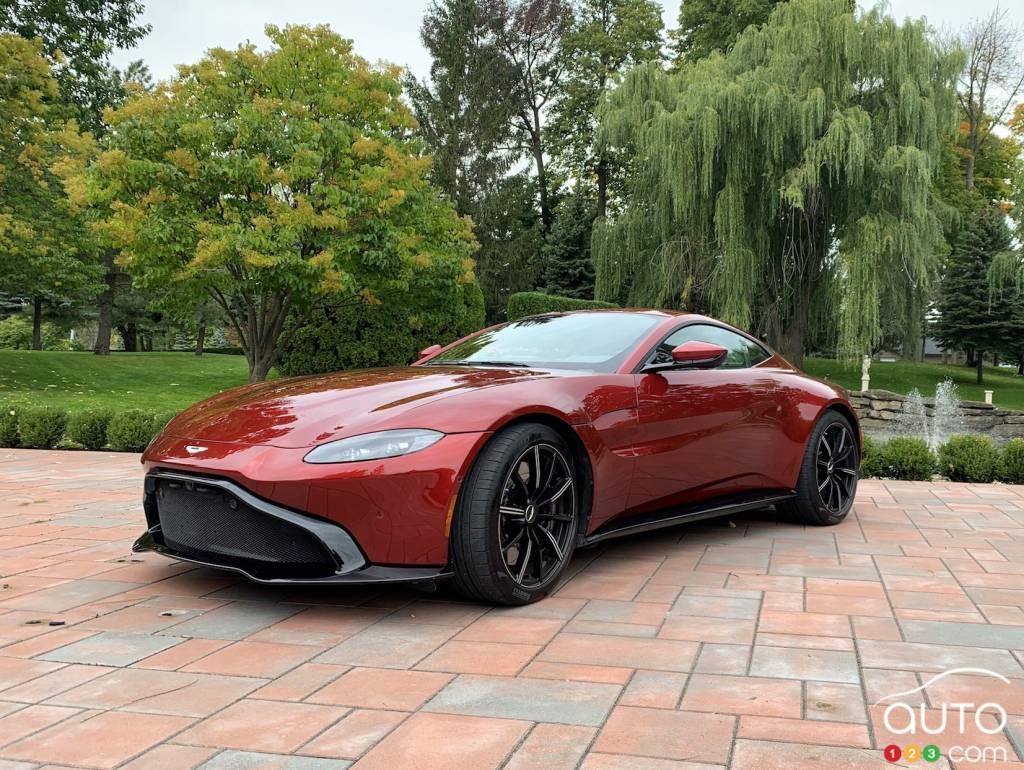 Articles On Aston Martin Car News Auto123