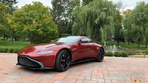 2020 Aston Martin Vantage Review: a Credible Porsche Alternative