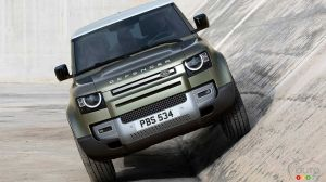 Land Rover Said to Be Planning a Mini Defender