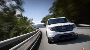 Ford To Recall 375,000 Explorer SUVs over Manufacturing Defect