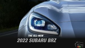 The New 2022 Subaru BRZ Will Be Unveiled on November 18